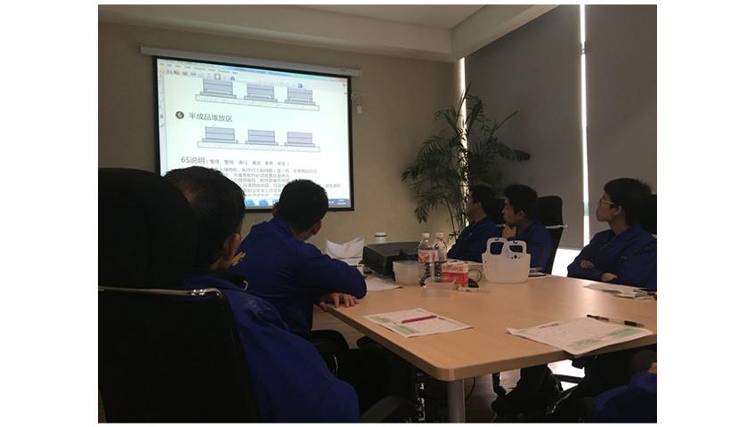 6S management system training