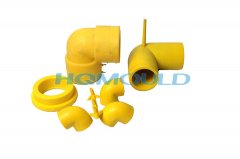 pipe fitting mould 3