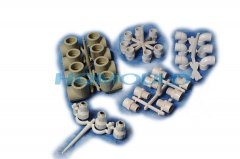 pipe fitting mould 8