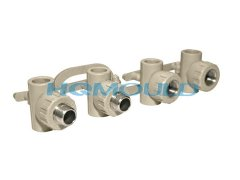 pipe fitting mould 11